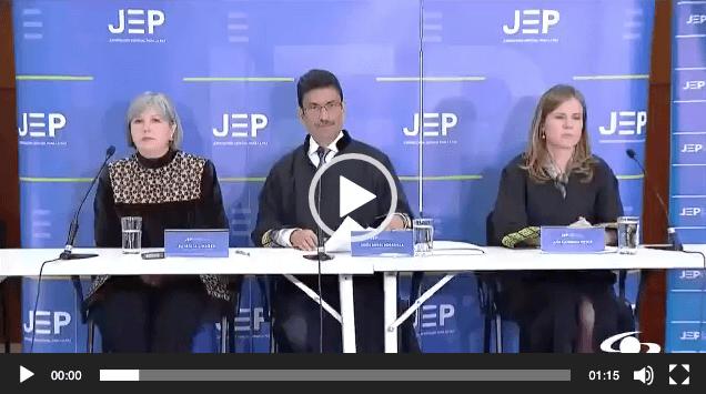 Escenarios judiciales para Jesús Santrich
