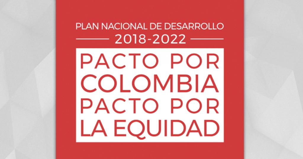 La protección social en el Plan Nacional de Desarrollo