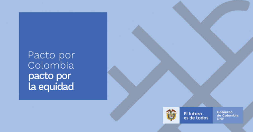 """La desnaturalización de la protección social con la entrada en vigencia del """"Pacto por Colombia, Pacto por la equidad"""""""
