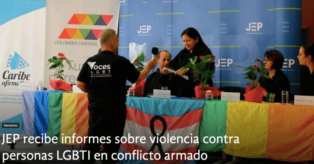 La Jurisdicción Especial Para la Paz y la violencia sexual en el marco del conflicto armado interno