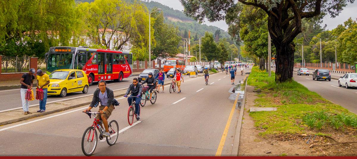 ¿Qué pasó con la calidad de aire el Día sin carro y sin moto 2020 en Bogotá?