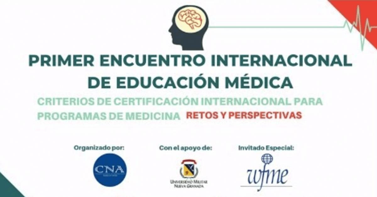La Universidad Libre presente en encuentro Internacional de Educación Médica