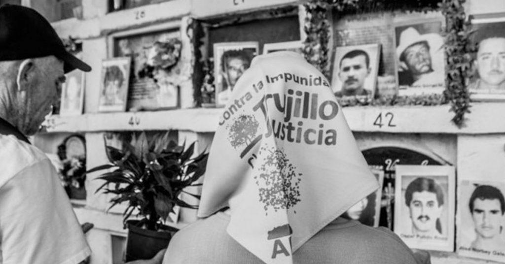 MASACRE DE TRUJILLO  Y   LOS VIENTOS DE GUERRA